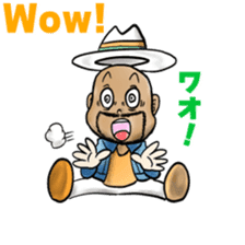 RAJA-Daily Conversation sticker #12573260