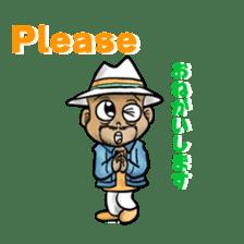 RAJA-Daily Conversation sticker #12573262
