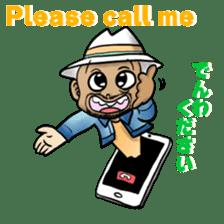 RAJA-Daily Conversation sticker #12573263