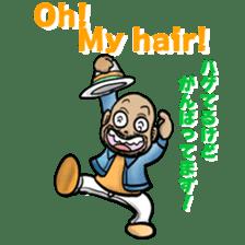 RAJA-Daily Conversation sticker #12573267