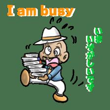 RAJA-Daily Conversation sticker #12573279