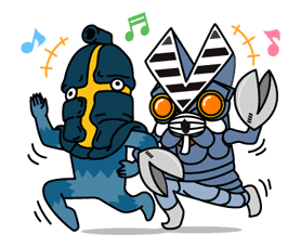 ULTRAMAN: Heroes & Monsters sticker #23439