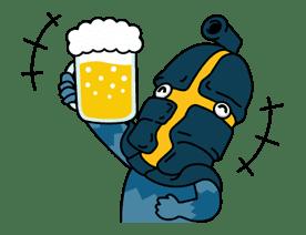 ULTRAMAN: Heroes & Monsters sticker #23442
