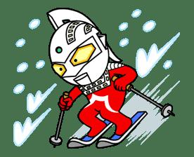 ULTRAMAN: Heroes & Monsters sticker #23455