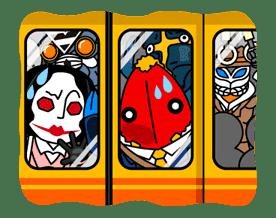 ULTRAMAN: Heroes & Monsters sticker #23456