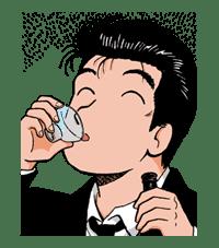Oishinbo sticker #23469