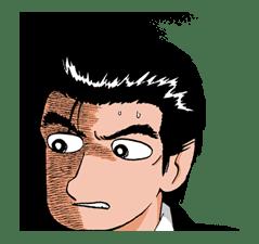 Oishinbo sticker #23474