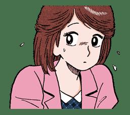 Oishinbo sticker #23489