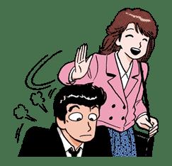 Oishinbo sticker #23492