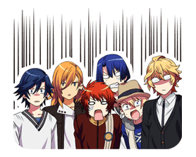 Uta No Prince Sama 2 sticker #23833