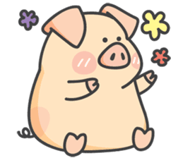 PIGPIG & GuaGua sticker #13715510