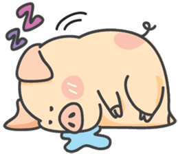 PIGPIG & GuaGua sticker #13715511
