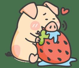PIGPIG & GuaGua sticker #13715514