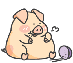 PIGPIG & GuaGua sticker #13715515