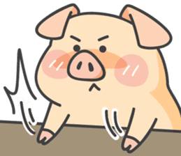 PIGPIG & GuaGua sticker #13715521