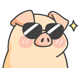 PIGPIG & GuaGua sticker #13715526