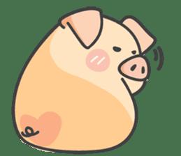 PIGPIG & GuaGua sticker #13715533