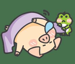 PIGPIG & GuaGua sticker #13715538