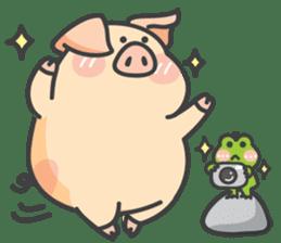 PIGPIG & GuaGua sticker #13715544