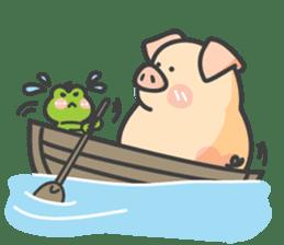 PIGPIG & GuaGua sticker #13715545
