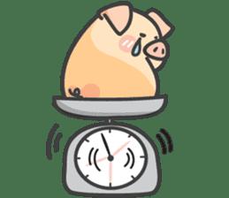 PIGPIG & GuaGua sticker #13715548