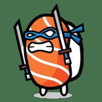 Sushi Land Cute Stickers sticker #13721809