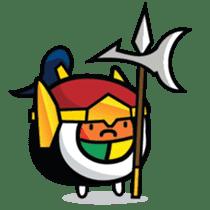 Sushi Land Cute Stickers sticker #13721810