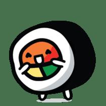 Sushi Land Cute Stickers sticker #13721815