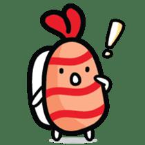Sushi Land Cute Stickers sticker #13721830