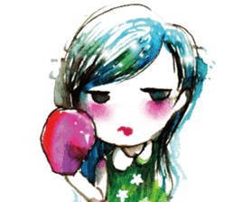 Lover3(EN) sticker #14677107