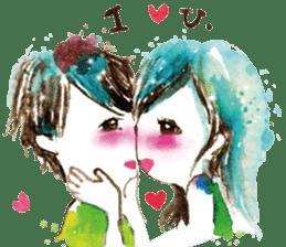 Lover3(EN) sticker #14677128
