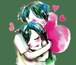 Lover3(EN) sticker #14677132