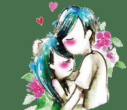 Lover3(EN) sticker #14677133