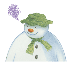 The Snowman sticker #26192