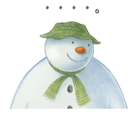 The Snowman sticker #26196
