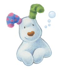 The Snowman sticker #26198