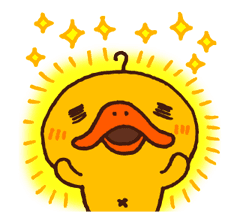 Kamonohashikamo's Lovely Friends sticker #46275