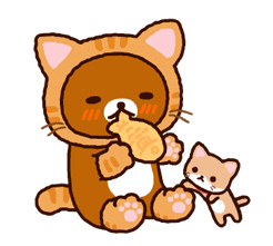 Rilakkuma Animated Stickers sticker #2131735