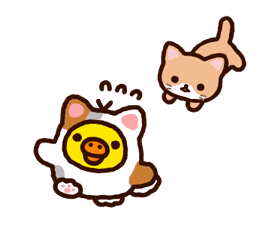 Rilakkuma Animated Stickers sticker #2131738