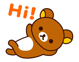 Rilakkuma Animated Stickers sticker #2131747