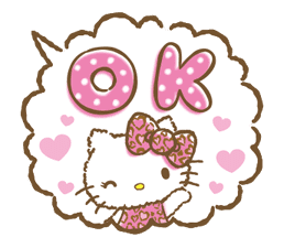 Hello Kitty: Adorable Animations sticker #6622282