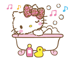 Hello Kitty: Adorable Animations sticker #6622283