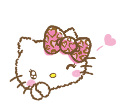 Hello Kitty: Adorable Animations sticker #6622288