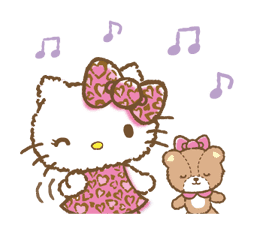 Hello Kitty: Adorable Animations sticker #6622291