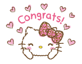 Hello Kitty: Adorable Animations sticker #6622297