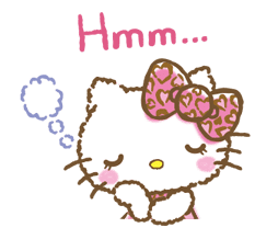 Hello Kitty: Adorable Animations sticker #6622300