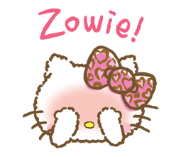 Hello Kitty: Adorable Animations sticker #6622301