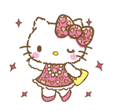 Hello Kitty: Adorable Animations sticker #6622302