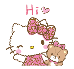 Hello Kitty: Adorable Animations sticker #6622303