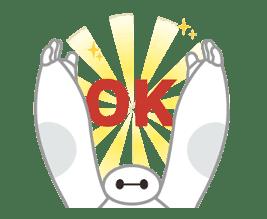Big Hero 6: Animated Stickers 2 sticker #6832912